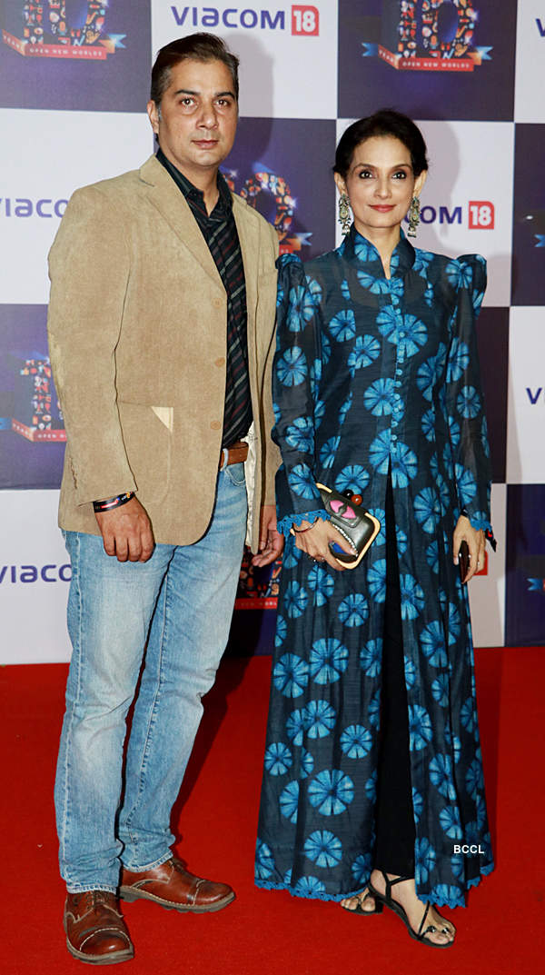 Celebs attend Viacom 18's 10 years celebration