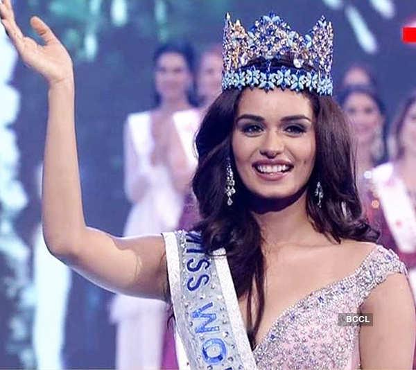 fbb Femina Miss India World 2017 Manushi Chhillar crowned Miss World 2017