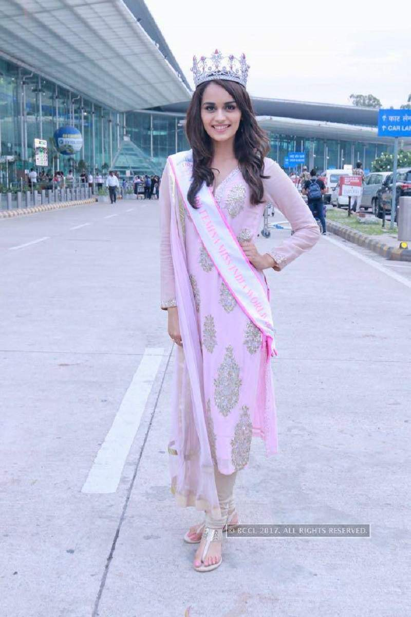 Miss World 2017 Manushi Chhillar Photos xxx