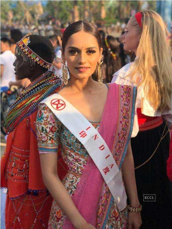 Manushi Chhillar looking beautiful xxx