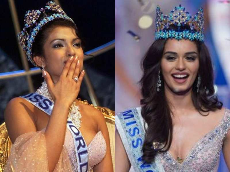 Miss World 2017 Here S How Priyanka Chopra Congratulated Her