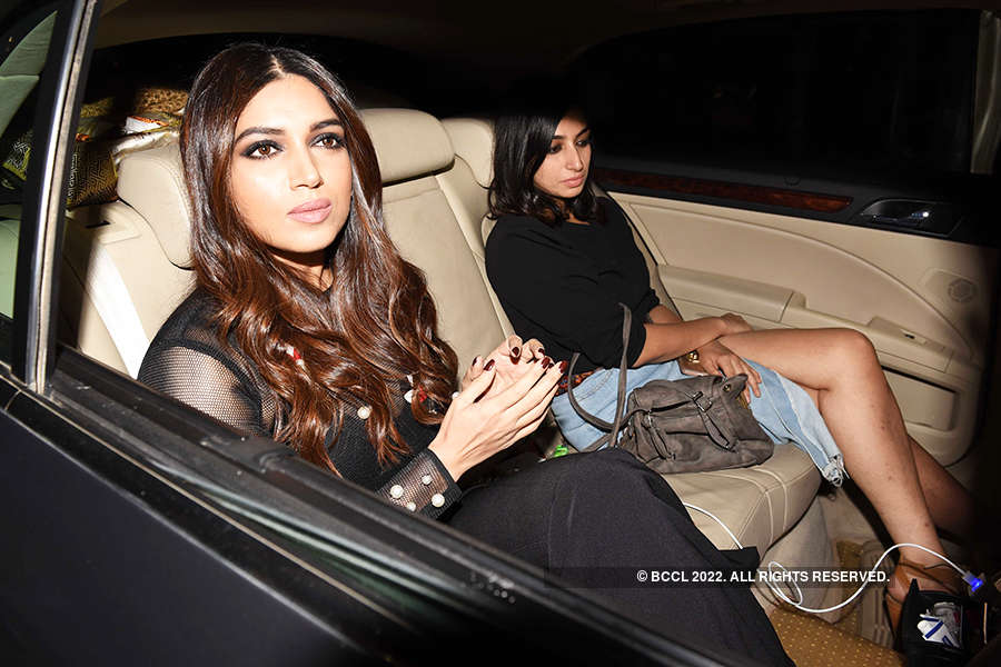 Bollywood stars party hard as they welcome Ed Sheeran