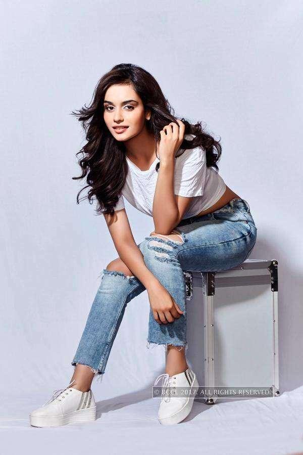 Manushi Chhillar Pics Miss World 2017.