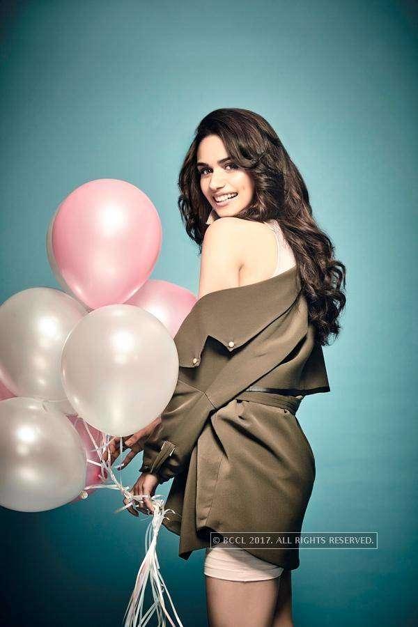Manushi Chhillar Images Miss World 2017.
