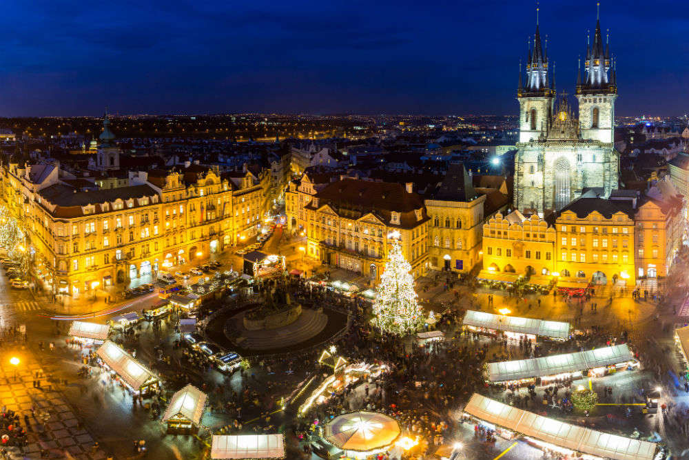 Christmas In Europe.Christmas In Europe Christmas 2017 Celebration In Europe