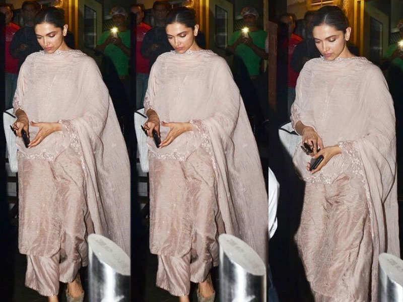 Deepika Padukone Taller Than Amitabh
