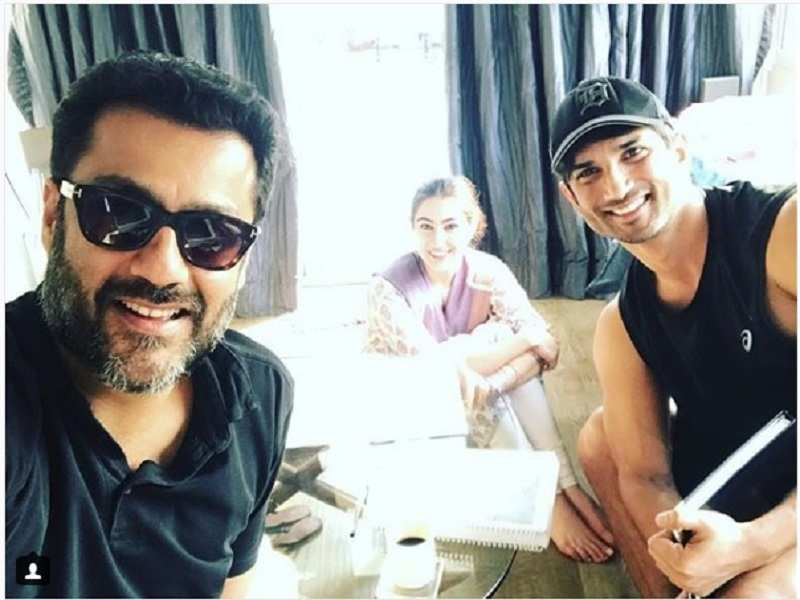 Sushant Singh Rajput and Sara Ali Khan kick start preparations for their second schedule