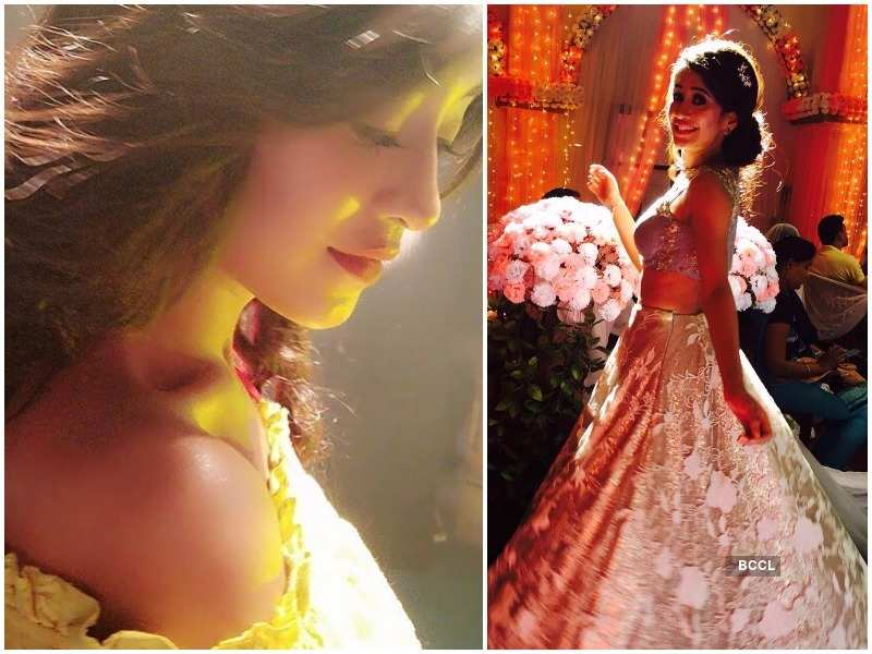 These pictures prove that Yeh Rishta's Shivangi Joshi is TV industry's leading lady
