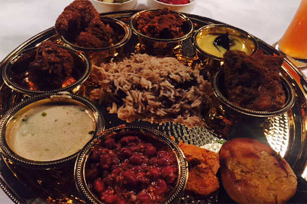 Royal dining: The lure of eating like the Maharajas