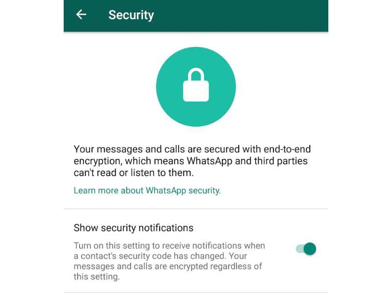 Turn on security notifications | Gadgets Now