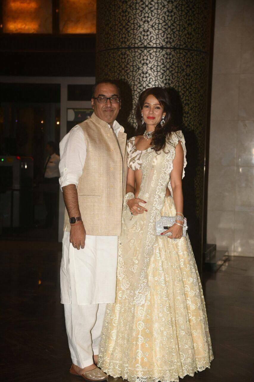 Sagarika Ghatge and Zaheer Khan Marriage Photos