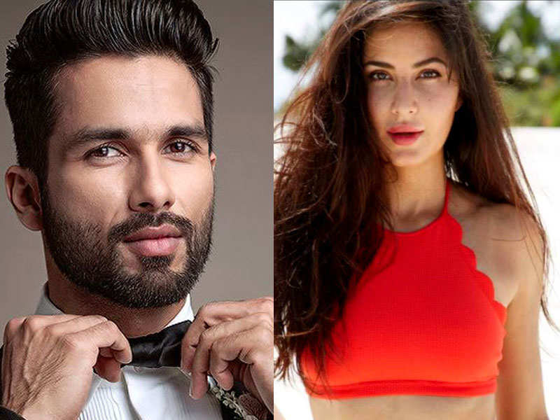 Shahid Kapoor doesn't want to be cast opposite Katrina Kaif in 'Batti Gul Meter Chalu'?