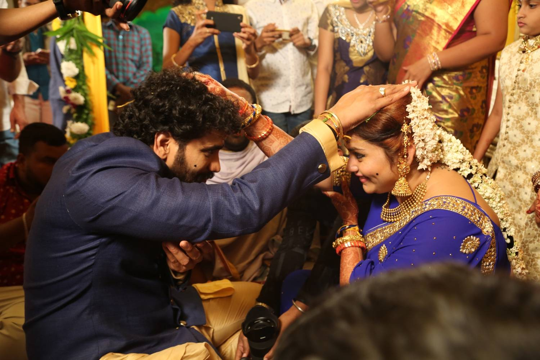 Namitha Veerandra Wedding Photos