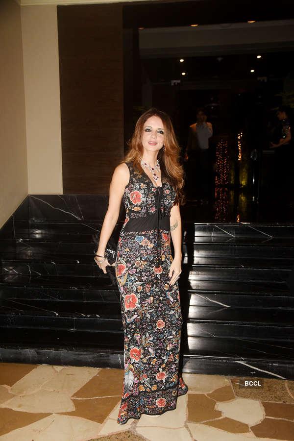 Celebs attend Smriti Khanna and Gautam Gupta's starry wedding reception