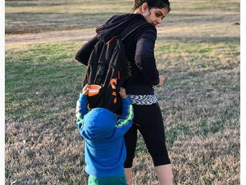 Pic: Genelia Deshmukh shares heartwarming birthday wishes for son Riaan
