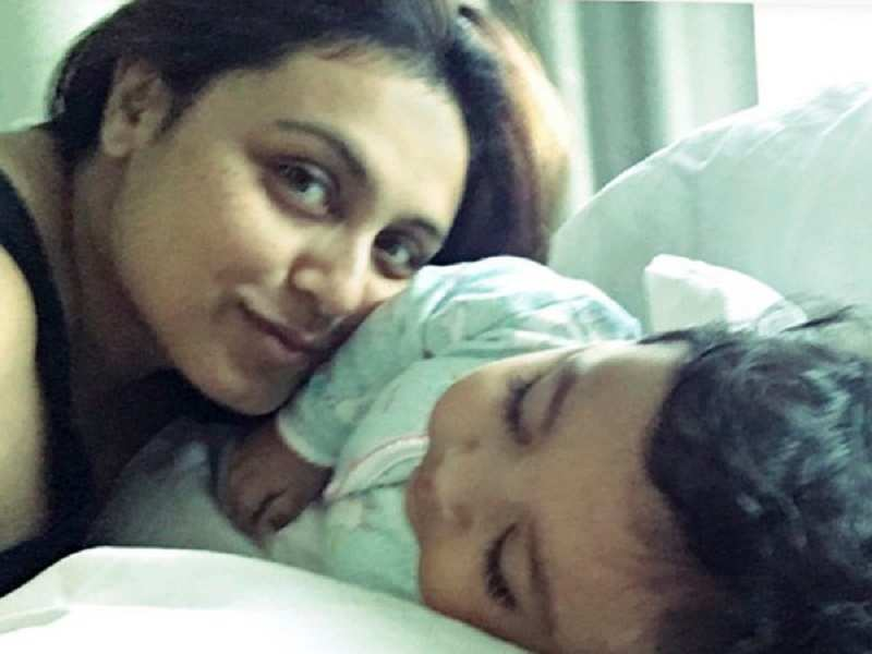 Rani Mukerji on having a second child: I think I have missed the bus