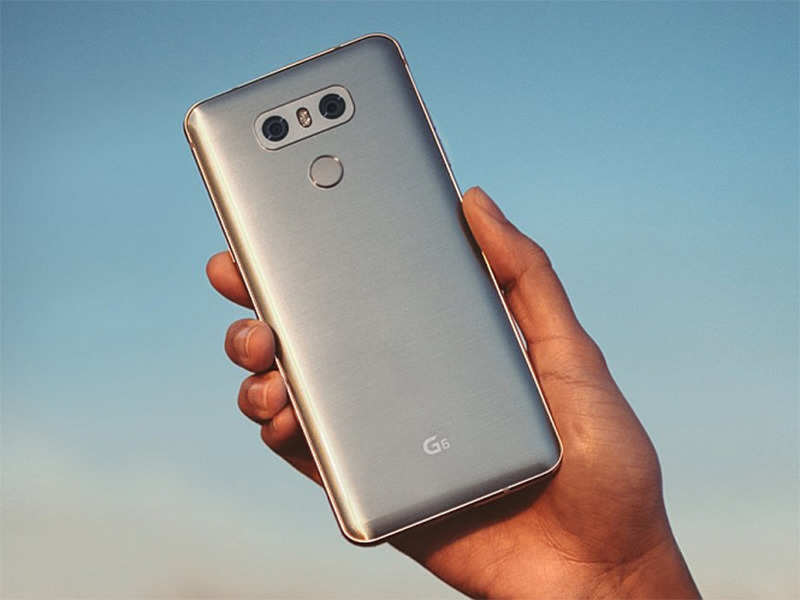 LG G6: Rs 37,990 (price cut of Rs 14,000)