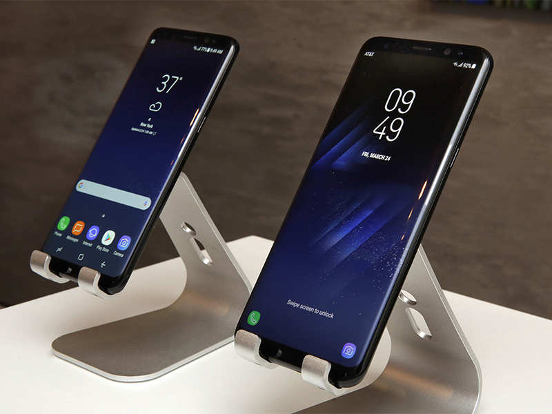 Samsung Galaxy S8, Galaxy S8+: Rs 53,900, Rs 58,900 (price cut of Rs 6,000)