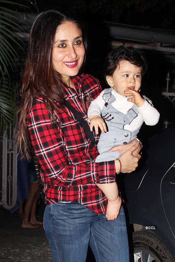 Best photos from Taimur Ali Khan's birthday party at Pataudi Palace