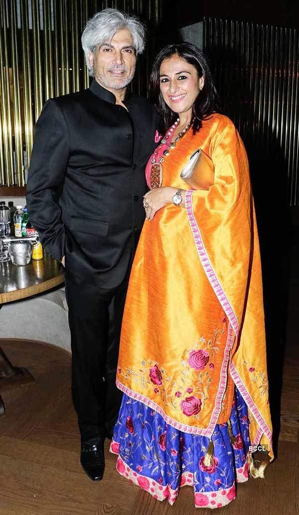 Aarti Chhabria birthday bash