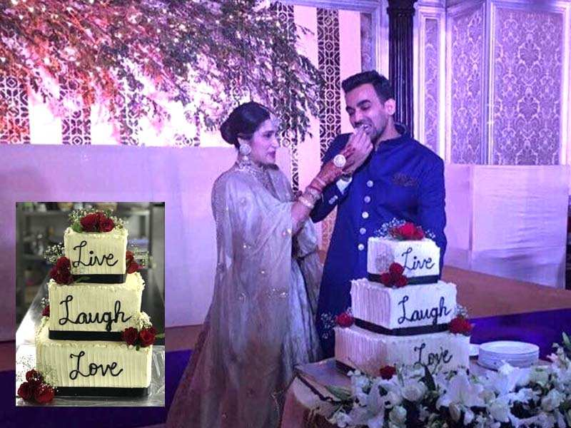 Zaheer and Sagarika's Marriage