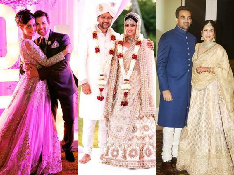 Bollywood married actress list