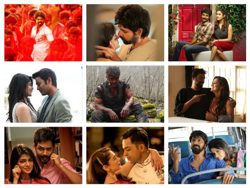 Best Tamil songs: Top 10 Tamil songs of 2017 | The Times of