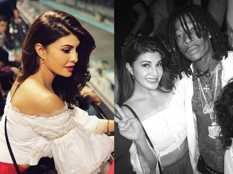 Jacqueline Fernandez Reveals Her Love For Formula 1 And Poses With
