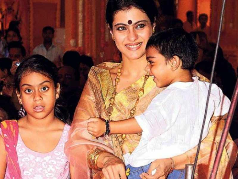 Kajol Says Her Children Are Biggest Gurus