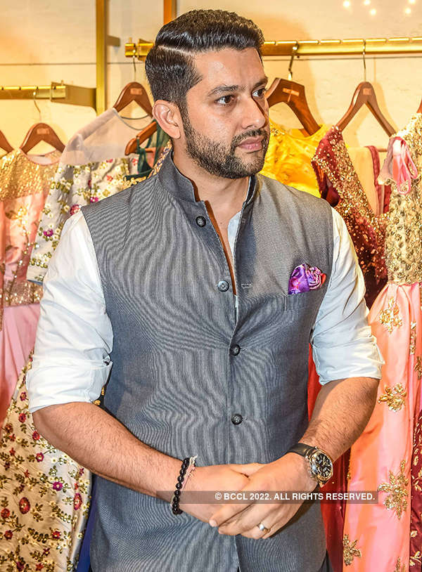 Celebs at The Neeru's store launch