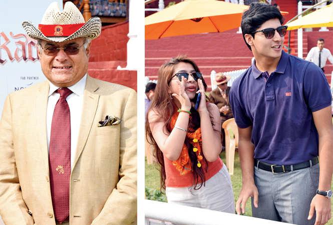 (L) Rajneesh Chopra (R) Rhea Kapoor and Karan Mehra  (BCCL/ Vishnu Jaiswal)