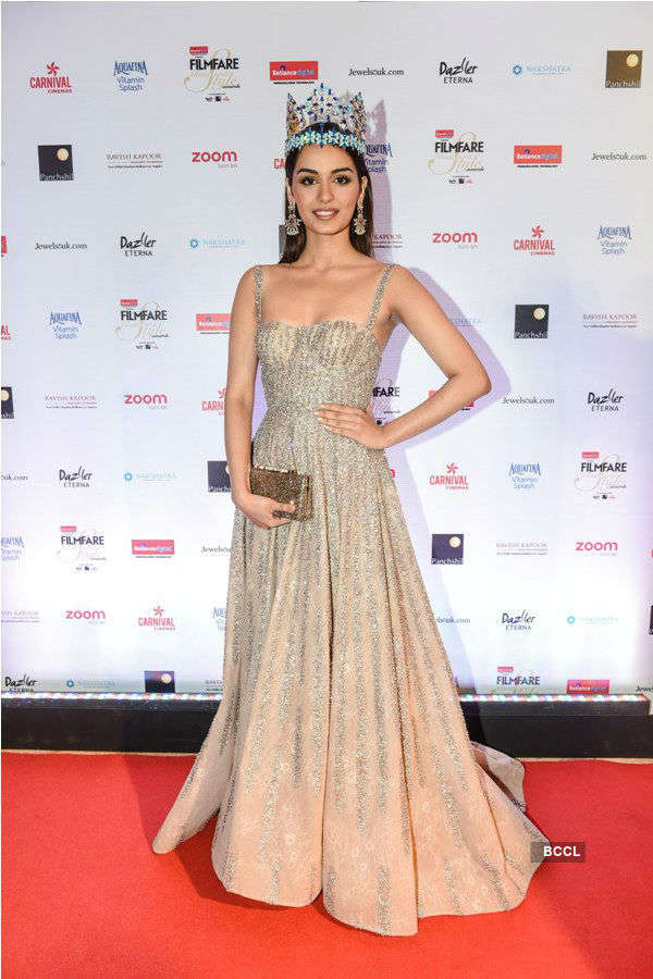 These beauty queens looked stunning at the Filmfare Glamour and Style awards