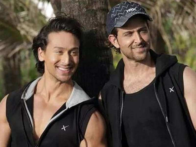Tiger Shroff promises to give his two hundred percent for next with Hrithik Roshan
