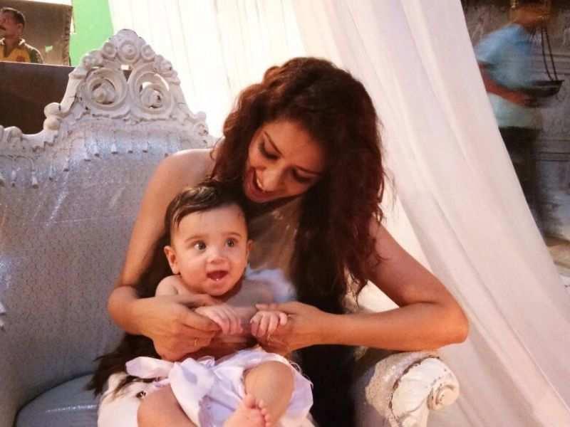 Shaheer Sheikh-Erica Fernandes' reel son set to spread smiles in