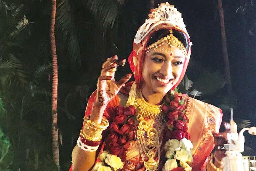 Paoli's wedding ceremony