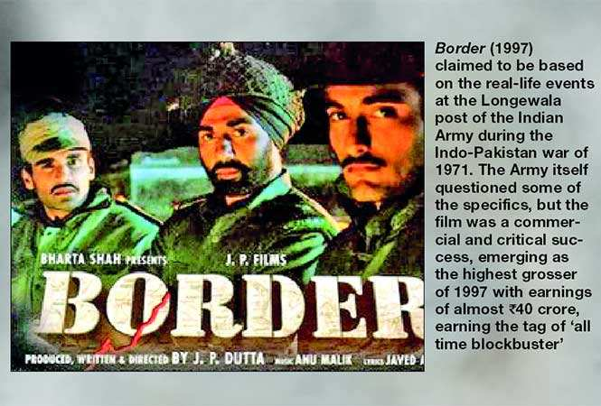 Bollywood: Armed Forces Flag Day special: When will