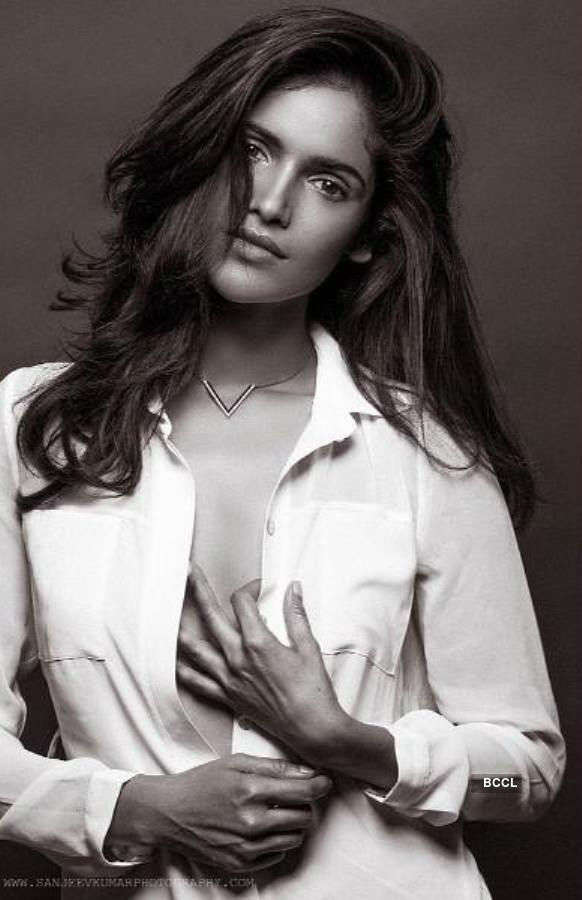 Vartika Singh's latest photoshoot will raise the temperature this winter