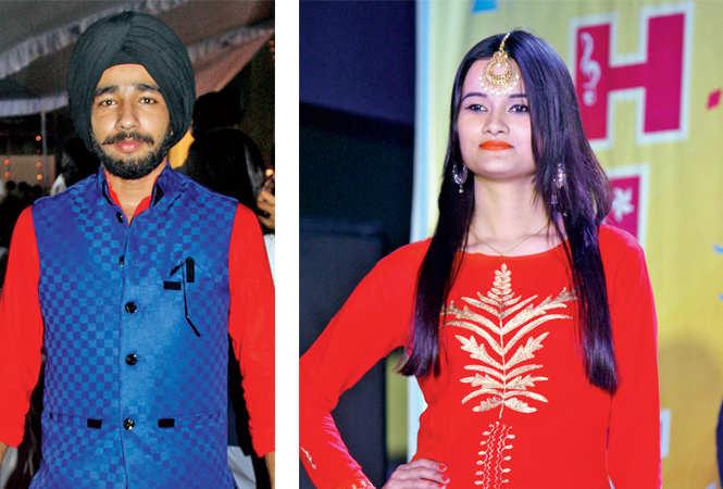 Ankur Singh and Ayushi Pandey (BCCL/ Arvind Kumar)