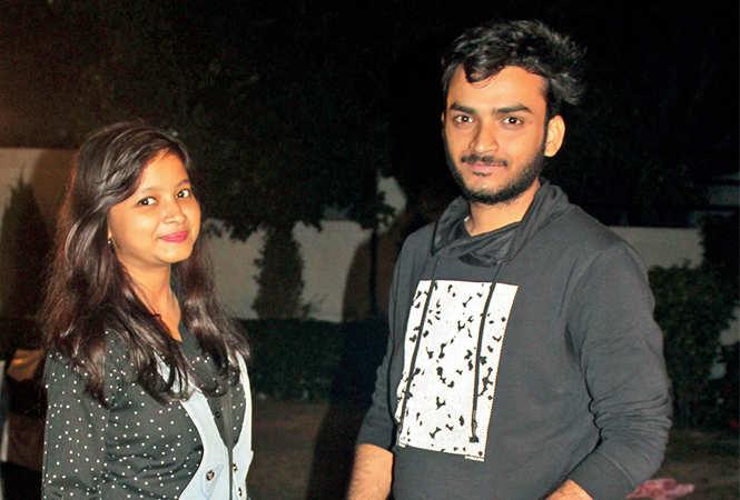Rishika Gupta (R) Rahul (BCCL/ Arvind Kumar)