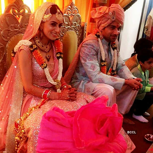 Celebs who got hitched in 2017
