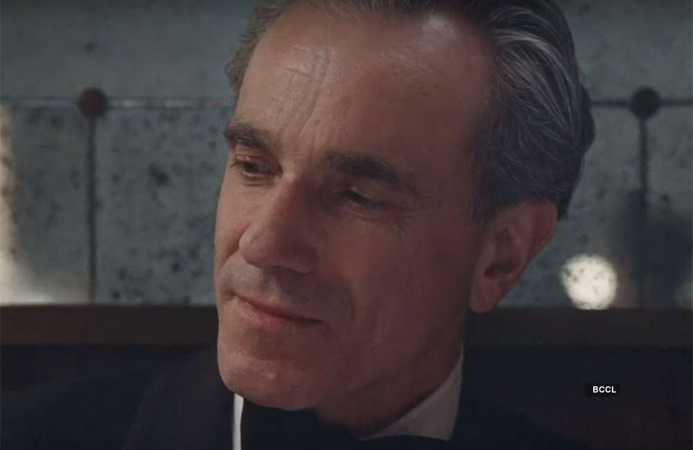A still from Phantom Thread