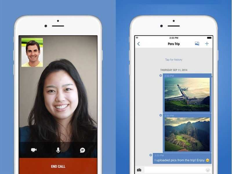 imo video calls and chat | Gadgets Now