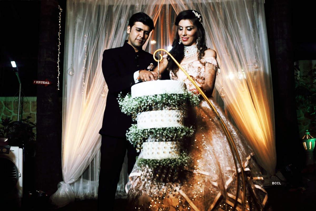 Ghazal Rai's wedding