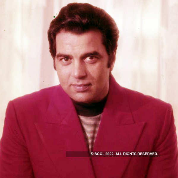 Bollywood's favourite macho man Dharmendra turns 83