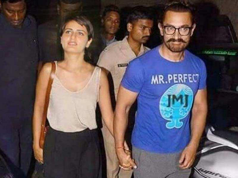 Image result for fatima sana shaikh love affair with aamir khan