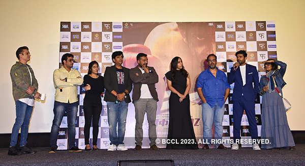 Mukkabaaz: Teaser launch