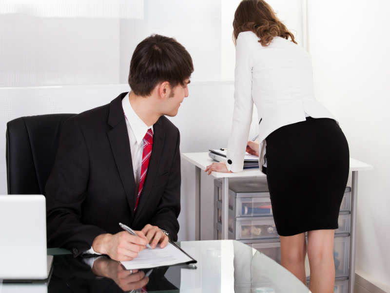 What Counts As Sexual Harassment At Work