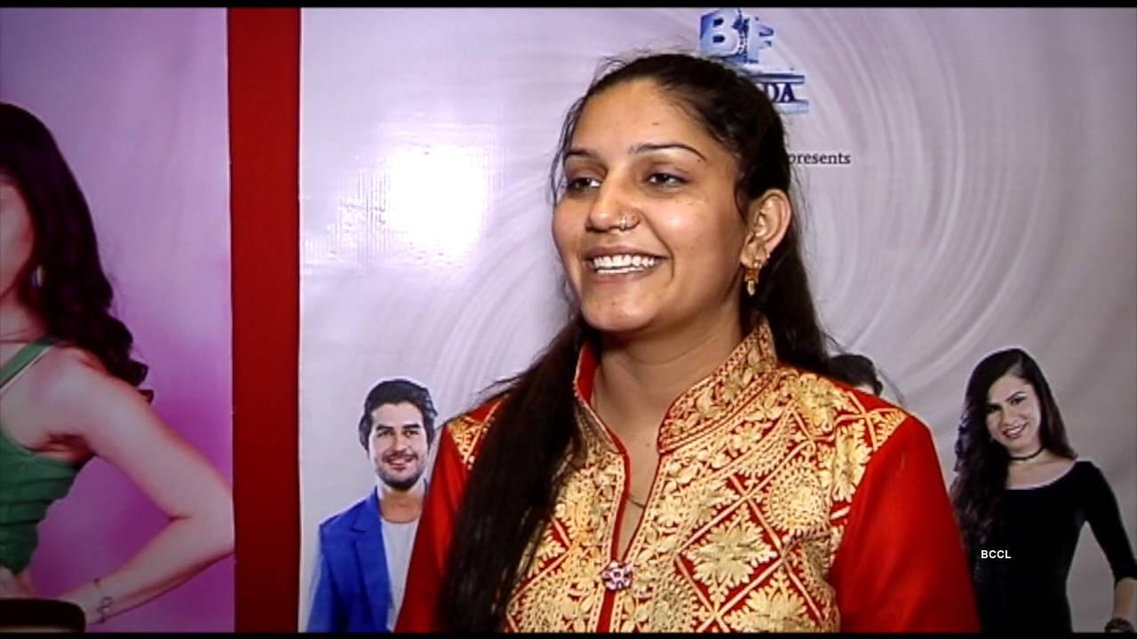 I am missing Bigg Boss' voice, that's it: Sapna Chaudhary