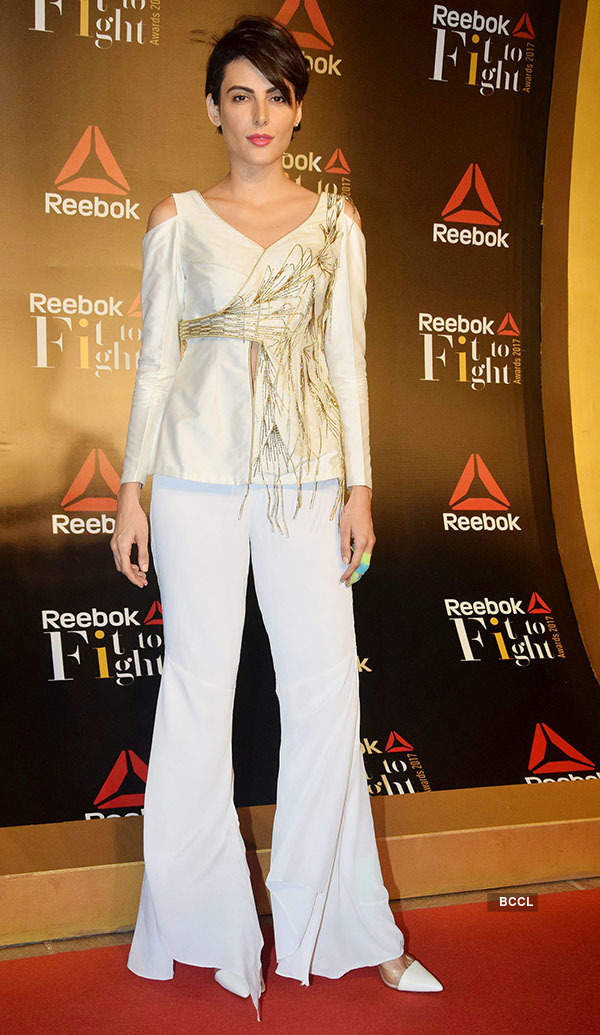Reebok's Fit to Fight Awards: Red Carpet