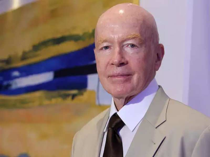 Mark Mobius, fund manager, Emerging Markets, Franklin Templeton Investments: Sees potential, but has a warning too